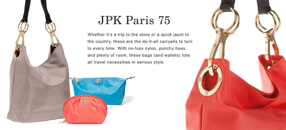 Jpk Paris 75 Handbags